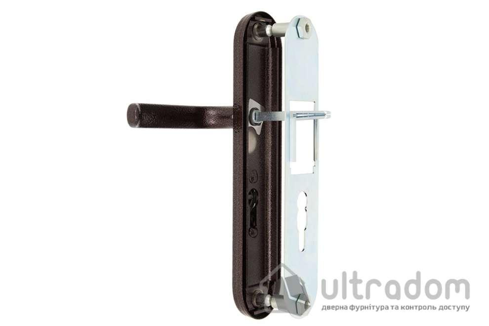 Фурнитура защитная ROSTEX R1Universal 3 класс  коричневый с фикс. ручкой 72-85-90