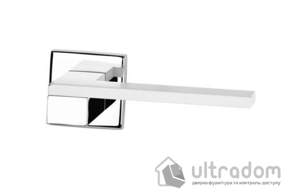 Дверная ручка DND by Martinelli ESA - белая-хром CBI