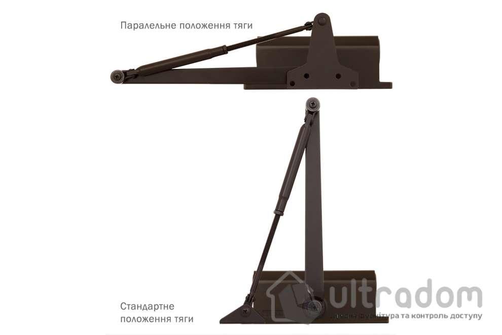 Доводчик дверной RYOBI 8803 EN2-3 дверь до 65 кг