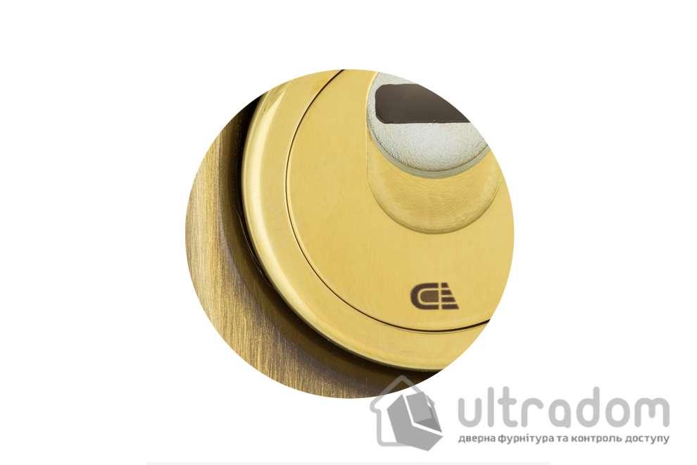 Протектор защитный DISEC MAG 3G2FM 3 класс 25 мм бронза сатин