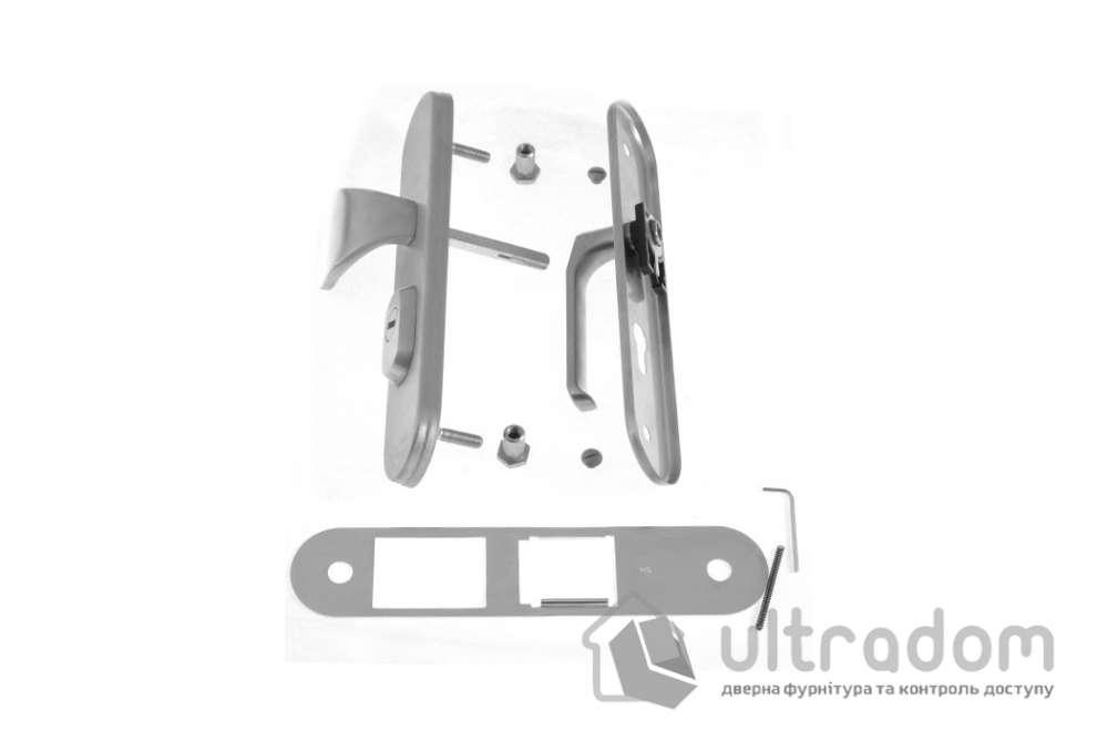 Фурнитура защитная ROSTEX R1 Ussr 3 класс 72 мм 2 цвета с фикс ручкой