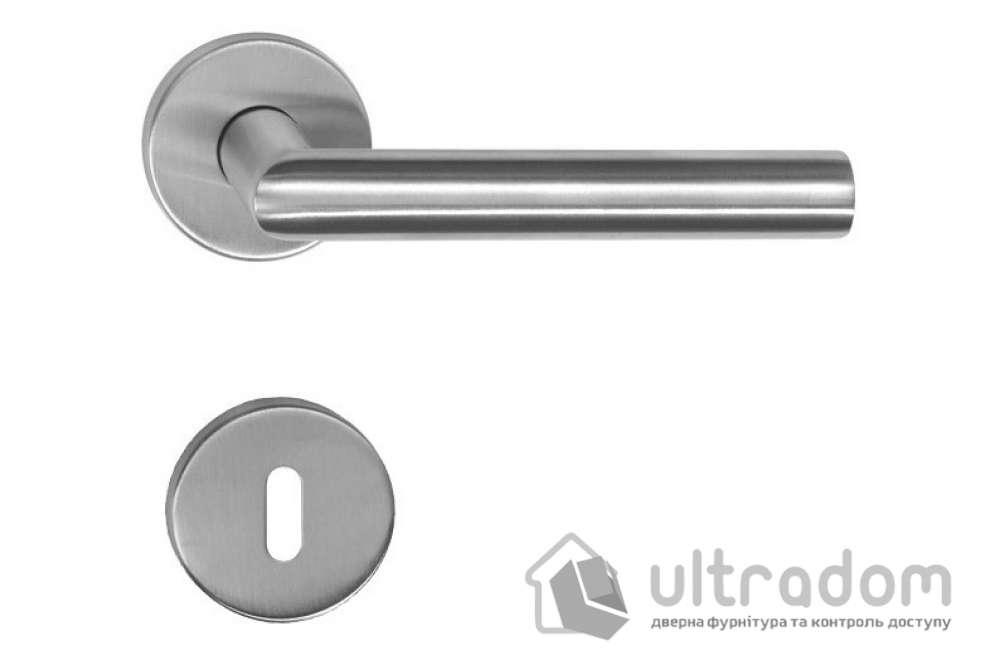 Дверная ручка WB 10002 из нержавеющей стали
