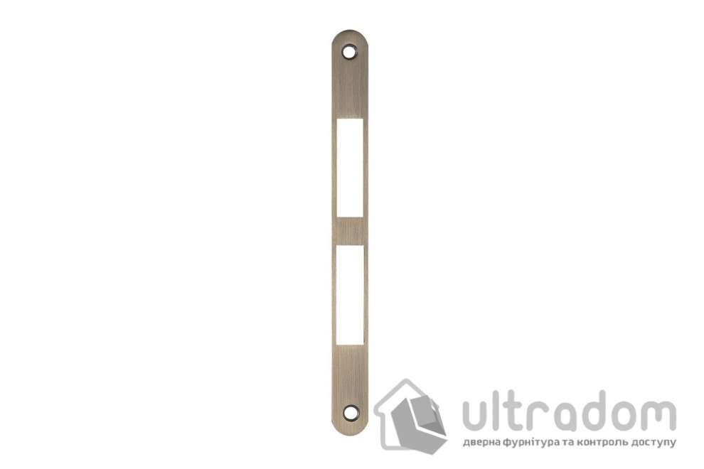 Ответка для механизма SIBA 850 под ключ, под четверть, цвет -ант.бронза.