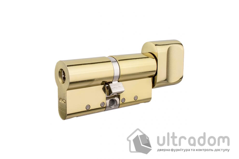 Дверной цилиндр ABLOY Novel ключ-вороток, 84 мм