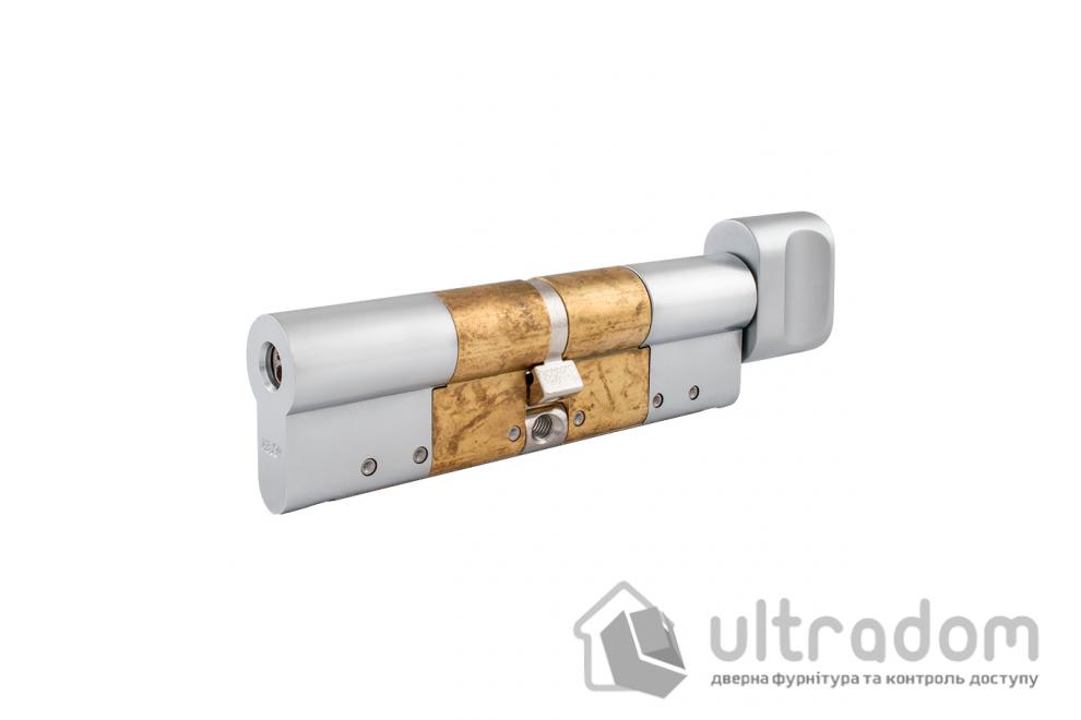 Дверной цилиндр ABLOY Novel ключ-вороток, 119 мм
