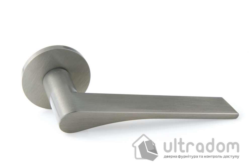 Дверная ручка Forme Eos 294А/Slim никель матовый