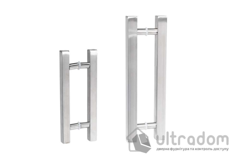 Ручка-скоба Zenk Metal LIDYA нержавеющая сталь 400-300 мм (ZN 14230)