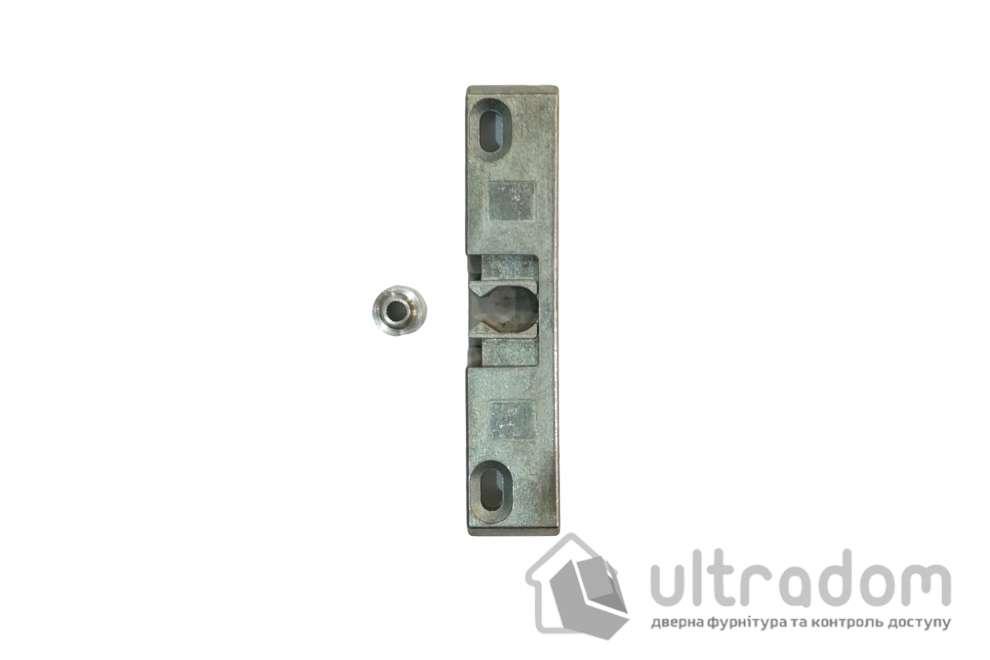 Защёлка балконная, система - 9 мм