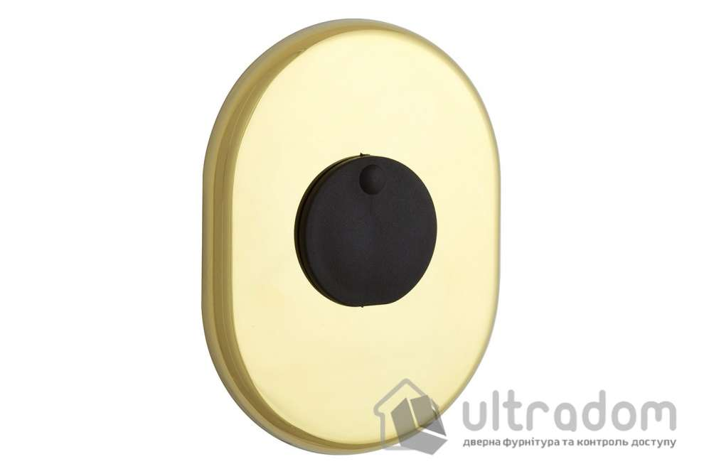 Декоративная накладка для цилиндра DISEC KT2140 OMEGA OVAL