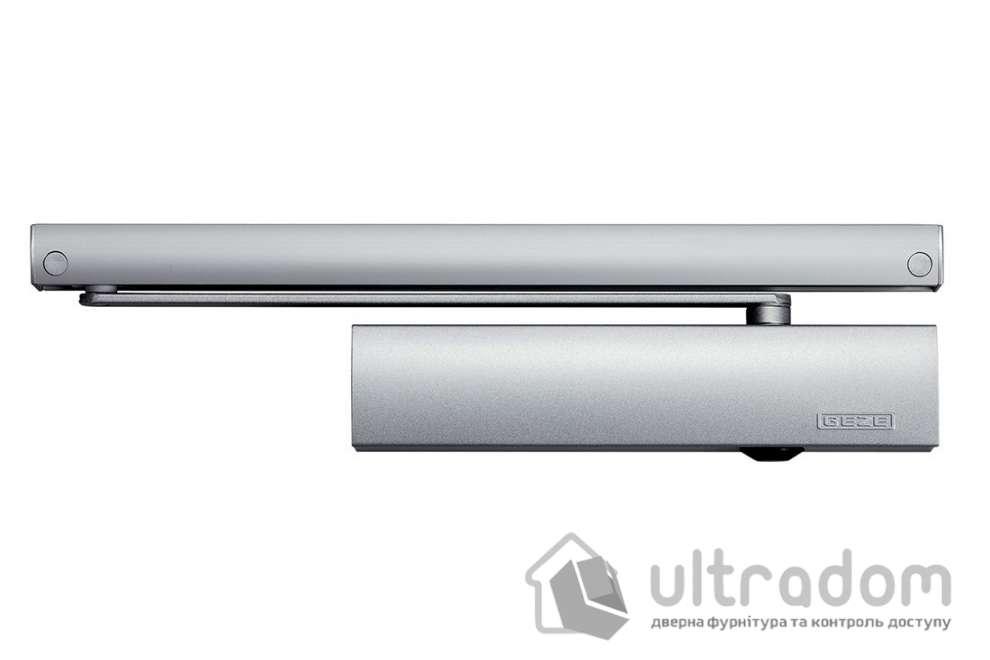 Доводчик  Geze TS 5000 V 96 EN2-6, слайдовая тяга дверь до 120 кг.