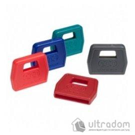 AGB Набор чехлов-накладок для ключей, 5 штук