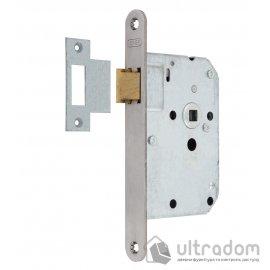 Замок - защёлка для внутренних дверей  NEMEF 1255/17 UNIV нержавеющая сталь