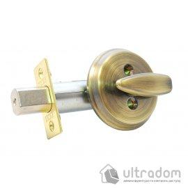 Задвижка односторонняя TESA Deadlock R514 , античная бронза (R514U0LA)