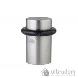 Ограничитель дверной Ambition ОКО-0733 27х45 мм нержавеющая сталь