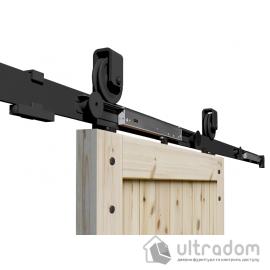Доводчик двери SILENT STOP для раздвижных систем Mantion ROC Design
