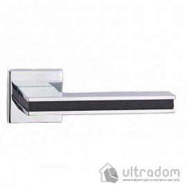 Дверная ручкаBAG  Black Line SC- матовый хром