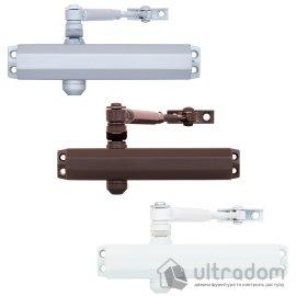 Доводчик дверной RYOBI D-2005V BC EN3-5 дверь до 100 кг  с фиксацией