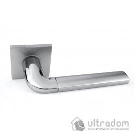 Дверная ручка Forme Milly 2 158Q/Slim хром полир/хром матовый