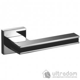 Дверная ручкаBAG  Black Line CP- хром