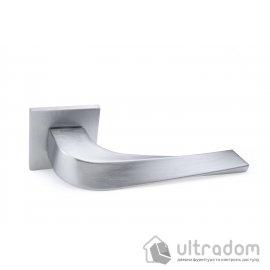 Дверная ручка Forme Idea 338Q/Slim хром матовый