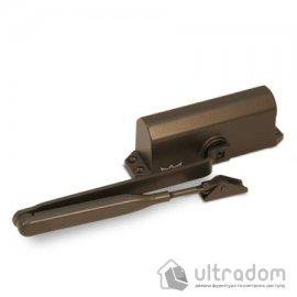 Дверной доводчик DORMA TS77 EN3, коричневый (76050103)