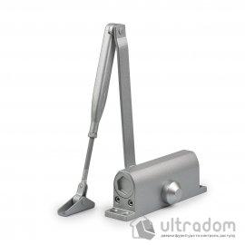 Дверной доводчик SIBA SB-1024 EN2/3/4, серебристый (SB-1024 Silver)