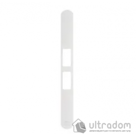 Накладка декоративная AGB Touch, белый