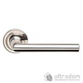 Дверная ручка DND by Martinelli  ISABELLA  полированный никель ONV (IS13-ONV)