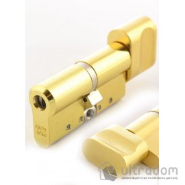 Цилиндр замка ABLOY Protec2 HARD ключ-тумблер, 103 мм