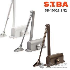 Доводчик двери SIBA EN2 25-45 кг HOLD-OPEN