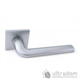 Дверная ручка Forme Milly 133Q/Slim хром матовый