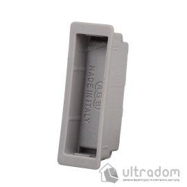 Магнитная вставка для ответной планки AGB Easy-Fix XT, цвет - серый