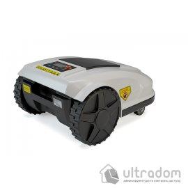 Газонокосилка-робот Exgain S520 белый