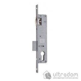 Замок с роликом SIBA 10055P-20 для металлопластиковой двери