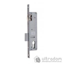 Замок с роликом SIBA 10055P-25 для металлопластиковой двери