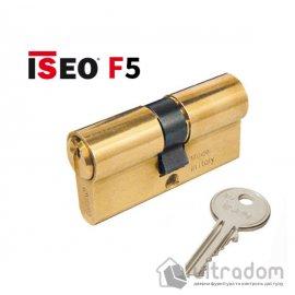 Цилиндр дверной ISEO F5 ключ-ключ, 90 мм