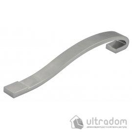 Ручка - скоба ORO & ORO L 06  МSN матовый сатин никель 450 мм