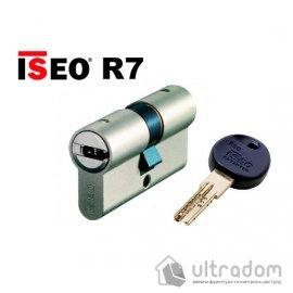 Цилиндр дверной ISEO R7 ключ - ключ, 105 мм