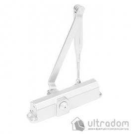 Дверной доводчик DORMA TS Compakt EN2/3/4, белый (67010111)