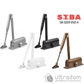 Доводчик двери SIBA EN2-4 25-86 кг