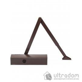 Дверной доводчик GEZE TS 1500 EN3/4, коричневый (TS1500 B)