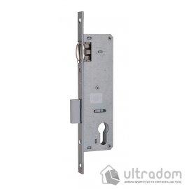 Замок с роликом SIBA 10055P-35 для металлопластиковой двери