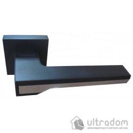 Дверная ручка ORO & ORO 066-15E Черный  /Хром