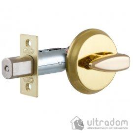 Задвижка односторонняя TESA Deadlock R514 , латунь полированная (R514U0LP)
