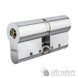 Цилиндр замка ABLOY Novel ключ-ключ, 80 мм