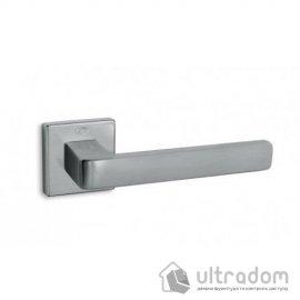 Ручка дверная Convex 1605 матовый хром