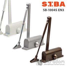 Доводчик двери SIBA EN3 40-60 кг HOLD-OPEN