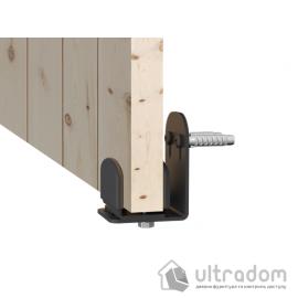 Настенный нижний проводник для двери Mantion ROC Design