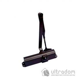 Дверной доводчик DORMA TS Compakt EN2/3/4, тёмно-коричневый (67010103)
