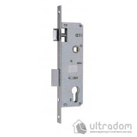 Замок с защелкой SIBA 10053P-35 для металлопластиковой двери